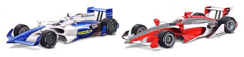 Indy cars copy