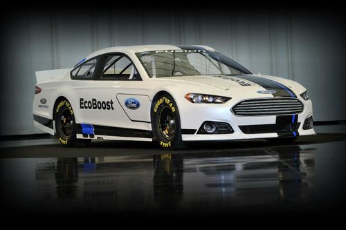 Pressdog Ford Goes Nuclear In Nascar With 2013 Fusion