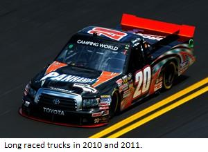2011 NCWTS 20 Truck