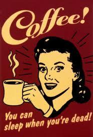 Coffee-dead