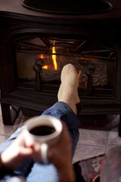 Fireside coffee-sm