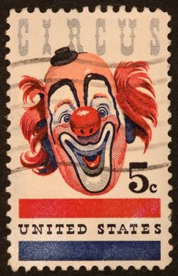 Clown_stamp