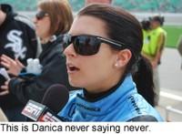 Danica_never